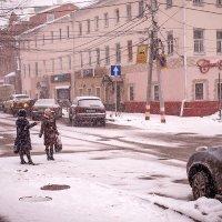 На распутье... :: Влад Никишин