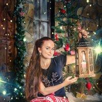 Девушка с фонариком :: Виктор Седов