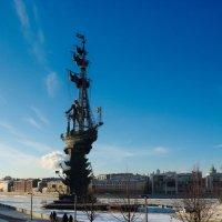 Вид на Москву-реку. :: Геннадий Пынькин