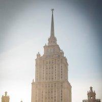 """Гостиница """"Украина"""" :: Елизавета Ск"""