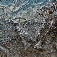 Узоры от мороза :: Сергей Чиняев
