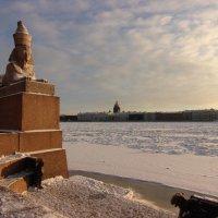 Первые морозы :: Вера Моисеева