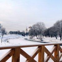 Вид на Тоицкий собор с Финского парка :: Fededuard Винтанюк