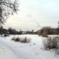 В Финско парке. :: Fededuard Винтанюк