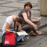 Туристы (Прага) #8 :: Олег Неугодников