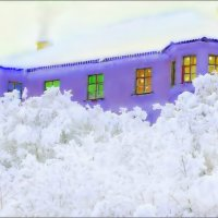 Старый дом :: Кай-8 (Ярослав) Забелин