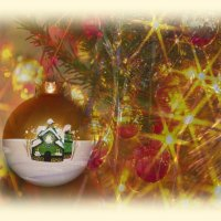 Однажды накануне Рождества..... :: Tatiana Markova
