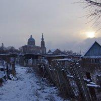 Деревня Райсемёновская. :: Ирина Нафаня