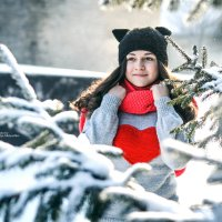 зимняя фотосессия :: Katerina