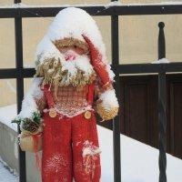 Снежком чуть-чуть припорошило.... ) :: Mariya laimite