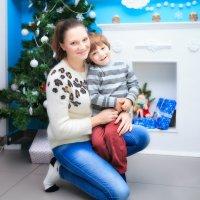 Мама и сынок :: Anna Lipatova