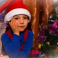 новый год-новый год :: Irina Novikova
