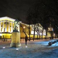 Новогодий Санкт-Петербург. :: Александр Яковлев
