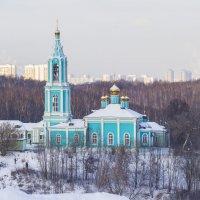Церковь :: Юля Колосова