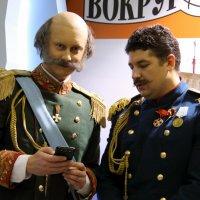 почётные люди :: Олег Лукьянов