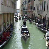 Трафик в Венеции :: Николай Танаев