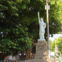 """Миниатюра """"Статуя Свободы"""" :: Вера Щукина"""
