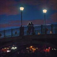 Мосты – самое доброе изобретение человечества. Они всегда соединяют... :) :: Алексей Латыш
