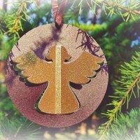 В Рождественский сочельник. Вечерний ангел :: Swetlana V
