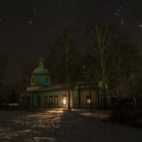 Ночь перед Рождеством. :: Сергей Мелехов