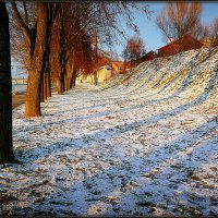 Зимние зарисовки... :: Светлана Агапова