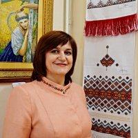 Анна Бугай, вишивальниця :: Степан Карачко