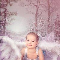 Снежный ангел :: Плотникова Юлия