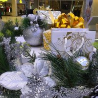 Пусть Новый год и праздник Рождества подарят ощущенье волшебства! :: Anna Gornostayeva