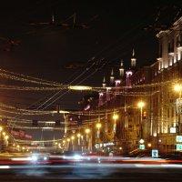 Новогодняя Тверская :: Igor Khmelev