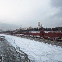Морозный вечер :: Юрий Кольцов