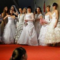 Парад невест заворожил :: Валерий Чепкасов