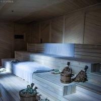 Коломенское, баня(сауна) :: Елизавета Голенок