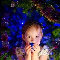 Новогоднее волшебство :: Ксения Орлова