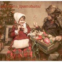 """Проект """"Старые открытки"""" :: Galina Zabruskova"""