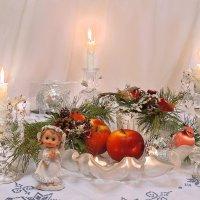 Рождественский сон... :: Валентина Колова