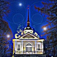 Рождественская сказка.... :: Tatiana Markova