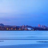 Свет уходящего морозного дня :: Denis Aksenov