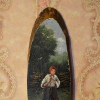 Неизвестный художник, первая половина или середина ХХ века :: NICKIII Михаил Г.