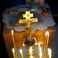 Огонь свечи :: Дарья Жбрыкунова