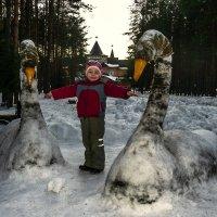 На Вотчине Деда Мороза :: Юрий Митенёв