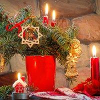С Рождеством! :: Женечка Зяленая
