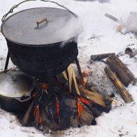 Праздничный обед :: Валерий Шибаев