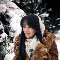 Зимний портрет :: Михаил Райдугин