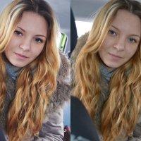Ретушь портретной фотографии :: Яна Дорофеева