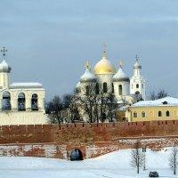 Поздравляю с Рождеством!!!!!! :: Татьяна Осипова(Deni2048)