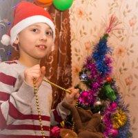 мчимся навстречу к новому году :: Irina Novikova
