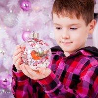 Волшебный шар желаний :: Ольга Кучаева