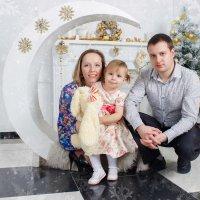 Новогодний фотопроект :: Александр Лобков