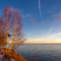 Байкальский пейзаж :: Анатолий Иргл