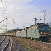 Электровоз ВЛ11М-174 :: Денис Змеев